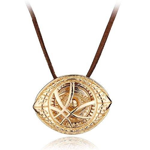 Doctor Strange Halskette (Gold)