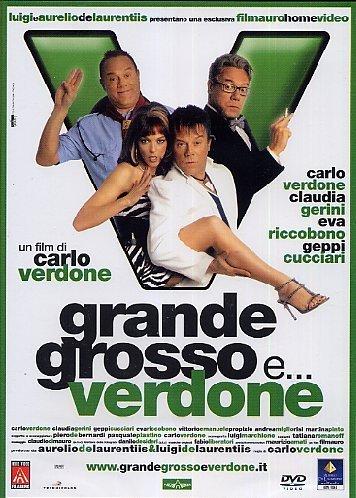 Grande Grosso E Verdone (Disco Singolo) by claudia gerini