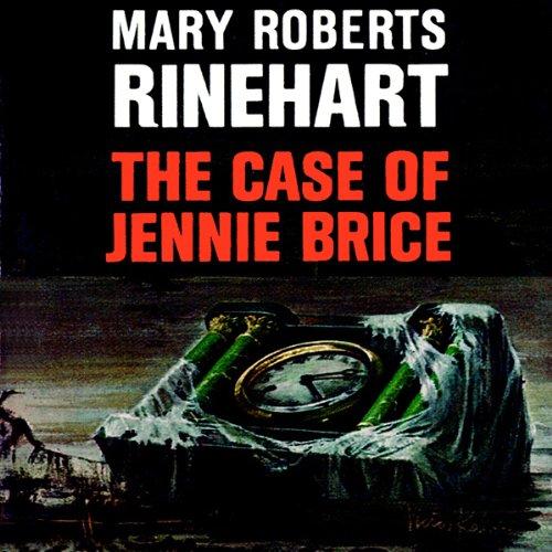 The Case of Jennie Brice  Audiolibri