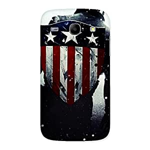 Enticing Premier Strong Back Multicolor Back Case Cover for Galaxy Core