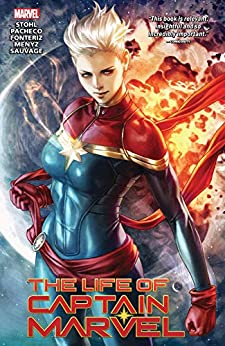 The Life Of Captain Marvel (the Life Of Captain Marvel (2018) Book 1) por Carlos Pacheco epub