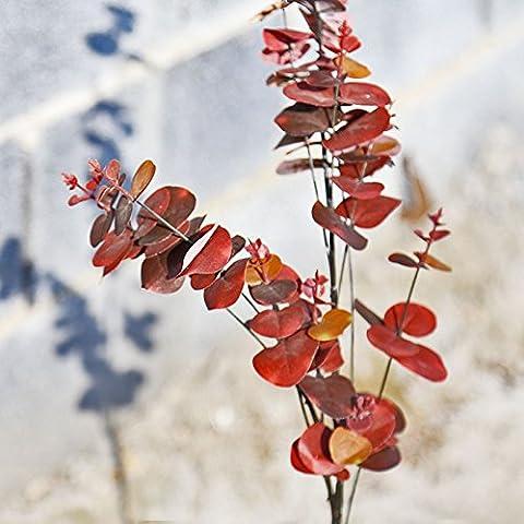GWZ,Europeo Brown decorazione dispositivo simulazione fiore fiore artificiale fiore di seta plastica fiore fiore disposizione fiore bar finestra di dosaggio LINXIANBISHUIYIYUAN