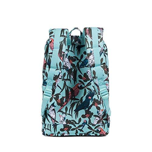Imagen de herschel retreat mid volume backpack , lucite green parlour alternativa