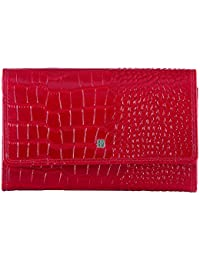 Bodenschatz Porte-Monnaie, 17 cm, Rouge