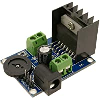 BeMatik - Integrierte Audio-Verstärkerschaltung TDA7297. 15W + 15W. Modell DW-0425