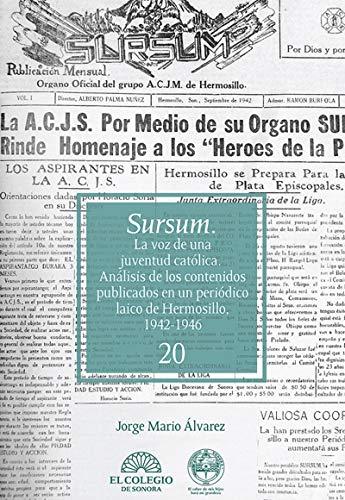 Sursum (cuadernos cuarto creciente) por Jorge Álvarez
