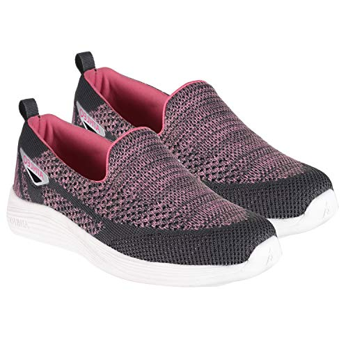 ATHLEO by Action Ariel Women's Athletic Breathable Sports Running Shoes