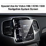 LFOTPP Schutzfolie für Volvo S90 2017 / V90 2017 / XC90 2016-2017 8,7 Zoll Navigationssystem