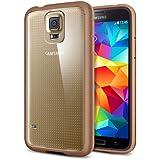 Spigen Ultra Hybrid Coque pour Samsung Galaxy S5 Doré