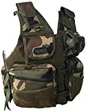 Chaleco para detección de metales, de la marca CKSN, con mochila integrada, totalmente ajustable 127 - 140 cm y disponible en varios colores