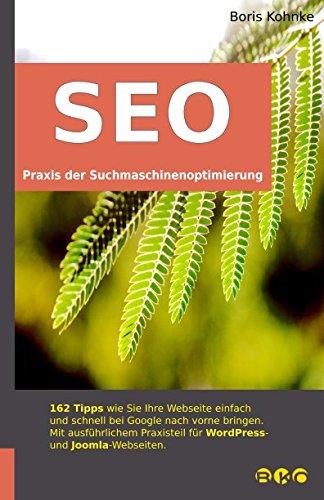 SEO - Praxis der Suchmaschinenoptimierung
