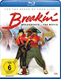 DVD Cover 'Breakin' Breakdance: The Movie [Blu-ray]