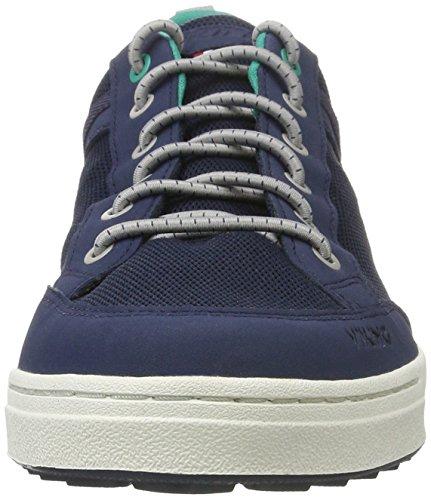 Viking Sogn Gtx, Chaussures Multisport Outdoor Mixte Adulte Blau (Navy/Green)