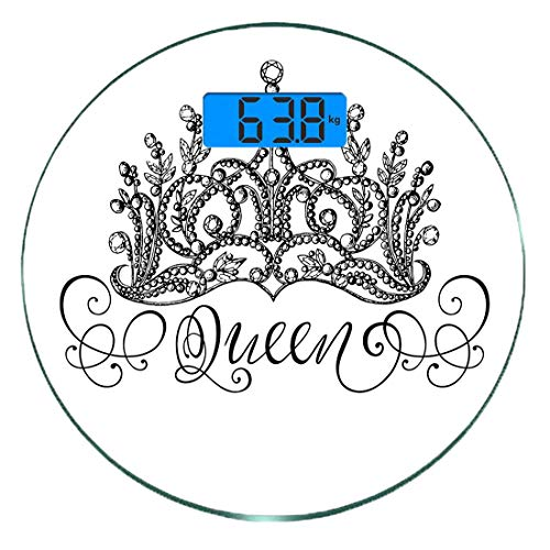Escala digital peso corporal precisión Ronda Reina