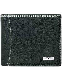 Urban Forest Omega Green Leather Wallet for Men