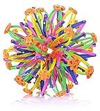 Tobar V EAN 19608 TOB Expandaball Multi Farben Plastic-Magic Ball-Größere Kugel für Kinder und Eltern-Das Spielzeug zum erweitern, bunt