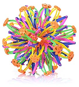 Tobar V EAN 19608 TOB Expandaball Multi Farben Plastic-Magic Ball-Größere...