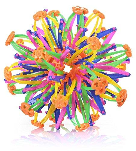 lti Farben Plastic - Magic Ball - Größere Kugel für Kinder und Eltern - das Spielzeug zum erweitern (Kinder Bälle)