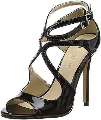 PleaserAmu15/b - Zapatos de Tacón mujer