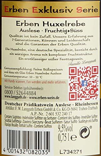 Langguth Erben Huxelrebe Auslese Fruchtsüß (6 x 0.75 l)