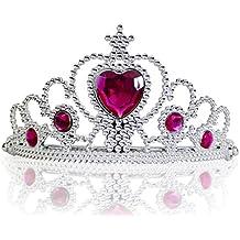 Katara - Diadema Corona con Pietre Tiara da Principessa per