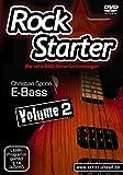 Rockstarter Vol. 2 - E-Bass: Der zweite Teil der Lehr-DVD-Serie für Einsteiger! Bassschule. Unterricht für Anfänger. Training. School Of Rock