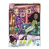 Hasbro Disney Prinzessinnen Comfy Squad Rapunzel und Tiana, Puppen zum Film Chaos im Netz mit...