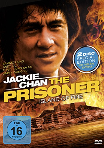 Jackie Chan - The Prisoner - Special Edition [2 DVDs]