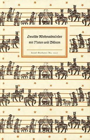 Deutsche Weihnachtslieder (Insel-Bücherei) (Weihnachten Gedicht Religiösen)