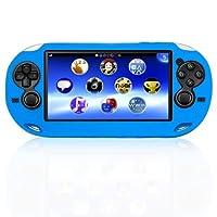 SODIAL(TM) Funda Cubierta de Silicona para Sony PlayStation PS Vita PSV de SODIAL(R)
