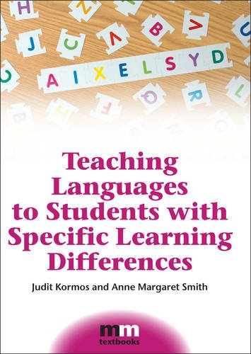 Teaching Languages to Students with Specific Learning Differences (MM Textbooks) por Judit Kormos