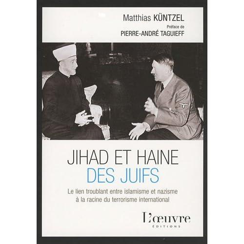Djihad et haine des Juifs : Le lien troublant entre islamisme et nazisme à la racine du terrorisme international