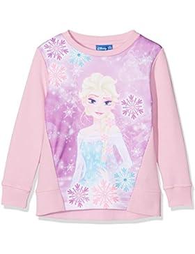 FABTASTICS Frozen Eiskönigin Mädchen Sweatshirt mit Kapuze
