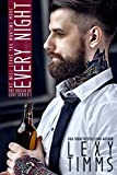 Every Night: Romantic Suspense (The Brush of Love Series Book 1) (English Edition)