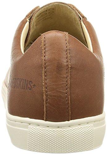 Redskins Caruso Herren Sneaker Braun (Cognac)