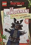 LEGO NINJAGO MOVIE LE JOURNAL DE GARMADON