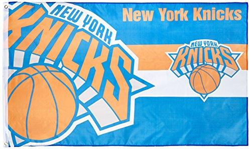 Forever Collectibles Flagge New York Knicks, Mehrfarbig, FLG53UKNBHORNYK