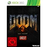 Bethesda DOOM 3: BFG Edition, Xbox 360 Xbox 360 German video game - Video Games (Xbox 360, Xbox 360, Shooter, Multiplayer mode, M (Mature))