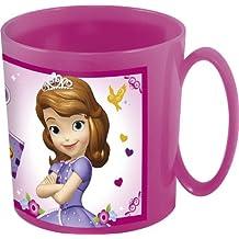 Princesa Sofia - Taza microondas 350ml sofia the first (Stor 49104)