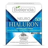Bielenda Neuro Hialuron Moisturizing Anti Wrinkle Cream Concentrate 50+ Day Night 50ml
