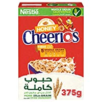 Nestle Honey Cheerios Breakfast Cereal - 375 gm