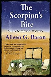 The Scorpion's Bite: A Lily Sampson Mystery (Lily Sampson Mysteries) by Aileen G Baron (2010-07-06)