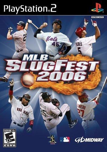 MLB Slugfest 2006 - PlayStation 2 by Midway