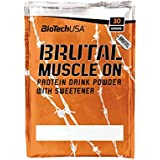 Biotech USA 10009030100 Brutal Muscle On Nutrition Saveur Vanille
