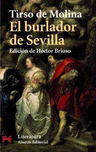 El burlador de Sevilla (El Libro De Bolsillo - Literatura)