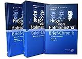 Hugo von Hofmannsthal Brief-Chronik.