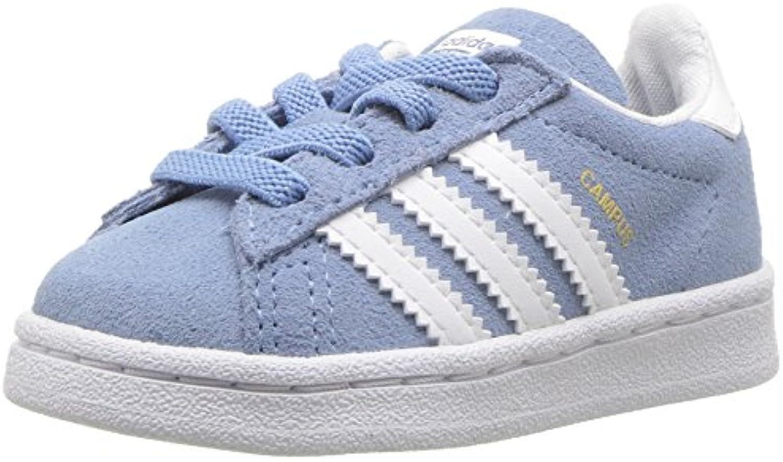 adidas originaux bébé campus el frêne i, le frêne el bleu / blanc / blanc, 9 moyenne nous bambin b9bcd9