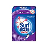 #2: Surf Excel Matic Front Load Detergent Powder - 2 kg
