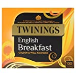 Twinings English Breakfast, 100 Tea Bags