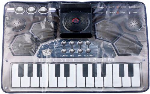 Preisvergleich Produktbild Playtastic Spielematte: Berührungsempfindliche Musikmatte (Keyboard Spielmatte)